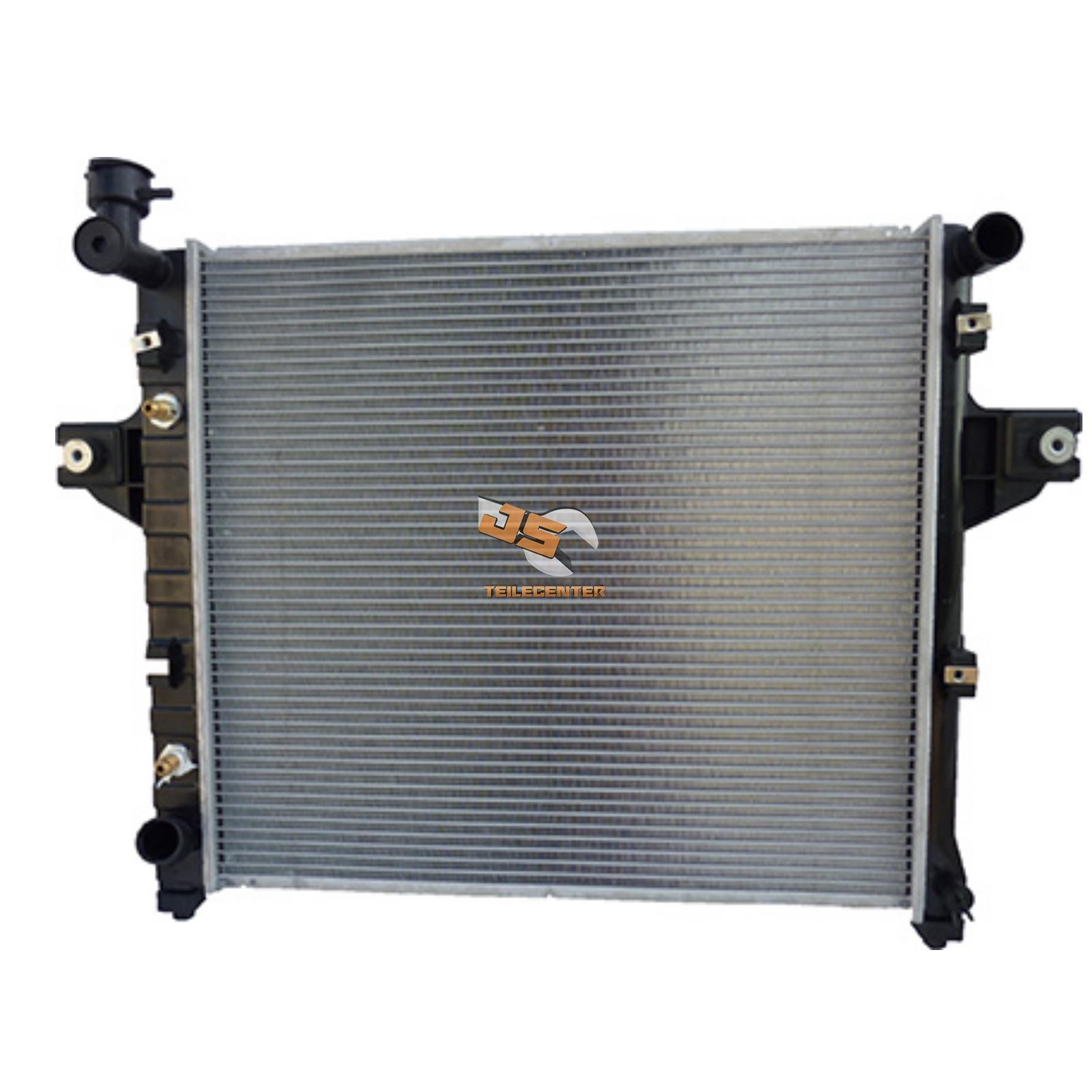 premium refroidisseur de d 39 eau radiateur moteur jeep cherokee xj 4 0 i ebay. Black Bedroom Furniture Sets. Home Design Ideas